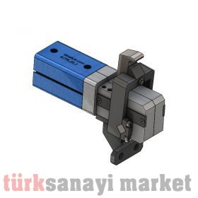 Pneumatic Power Clamp